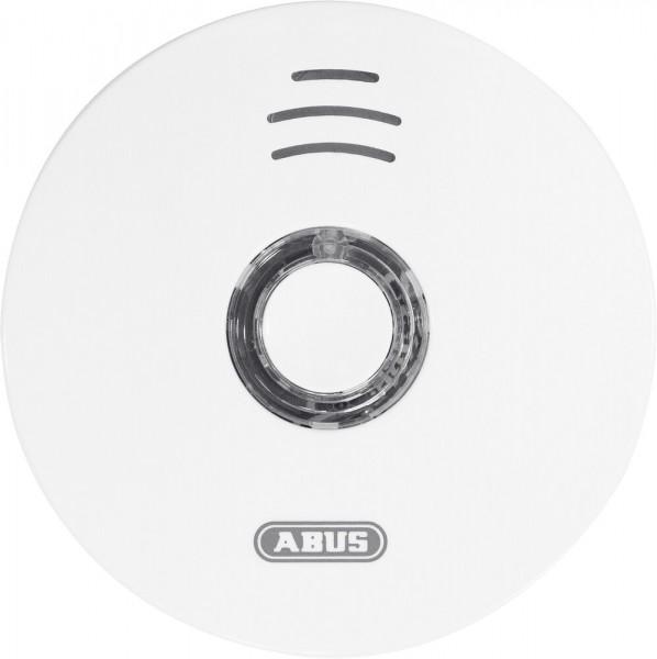 ABUS RWM120 Funkrauchwarnmelder mit Hitzewarnfunktion