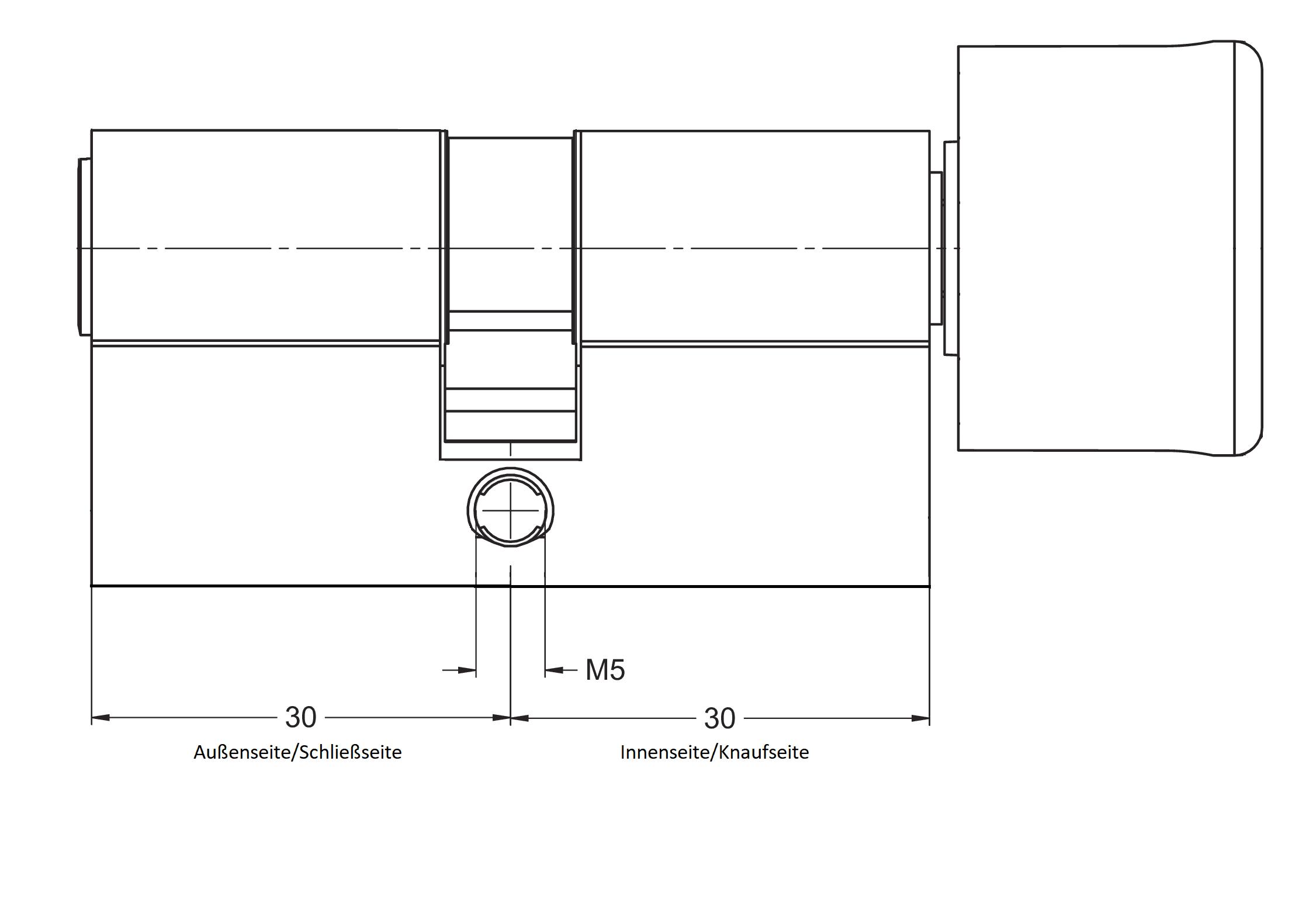knaufzylinder-masse